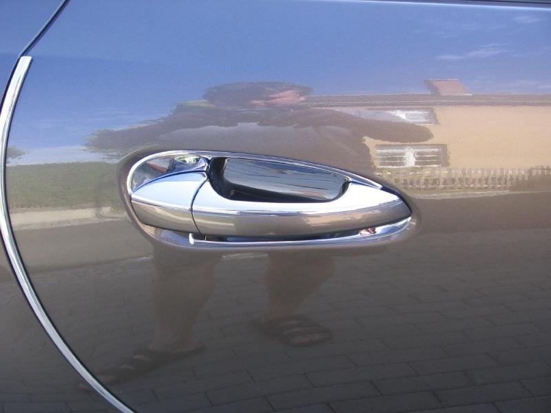 Mercedes R172 SLK AMG Look Chroom Deurhendels Bj 2011-2015
