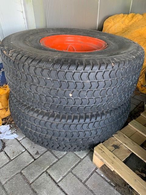 kubota B-serie achter wielen set 13.6-16