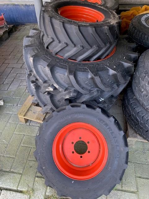 kubota st wielen banden set v: 23x10.50-12 & a: 300/70r-20