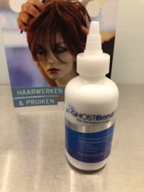 Ghost bond XL voor permanente bevestiging, ook voor lace haarwerken , sterke kleefkracht (Voordeel verpakking) 148 ml.