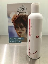 Hairtech special balsem voor  synthetisch en echt  haar num. 2.