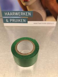 Fix Green tape, 25 mm breed.