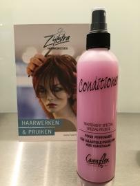 Camaflex  conditioner voor synthetisch haar, EXTRA verzorging voor uw haarwerk.