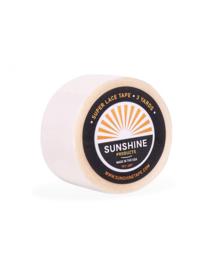 Sunshine Super lace tape, voor lace haarwerken
