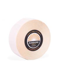 Sunshine stick-it hair tape - rol - Dunne sterke tape
