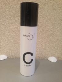 Arcos cleaner , ontvetter voor de hoofdhuid en lijmoplosser (solvent) inhoud 200 ml.