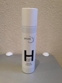 Arcos, special hairspray, haarlak voor echt haar en synthetische haarwerken en pruiken