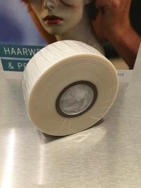 FIX tape  voor dagelijks dragen. (rol 11 meter, 25 mm breed)
