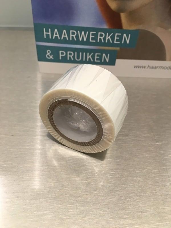 FIX tape voor dagelijks dragen. (rol 2.75 meter- 25 mm breed)