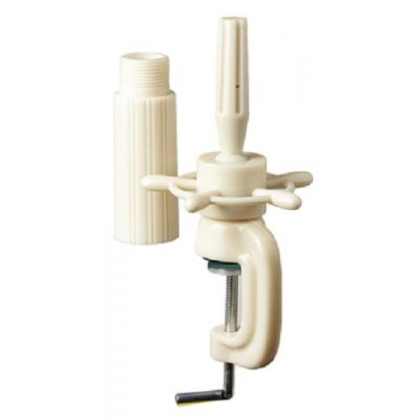 Tafelklem, statief, standaard, pruiken-haarwerk standaard voor aan tafel te bevestigen, haarwerk-pruiken houder .