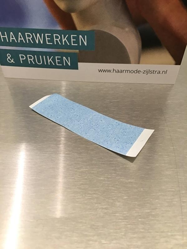 Super Lace (SL) voor semi permanente bevestiging 25 mm , strips