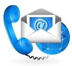 Contact en bank gegevens
