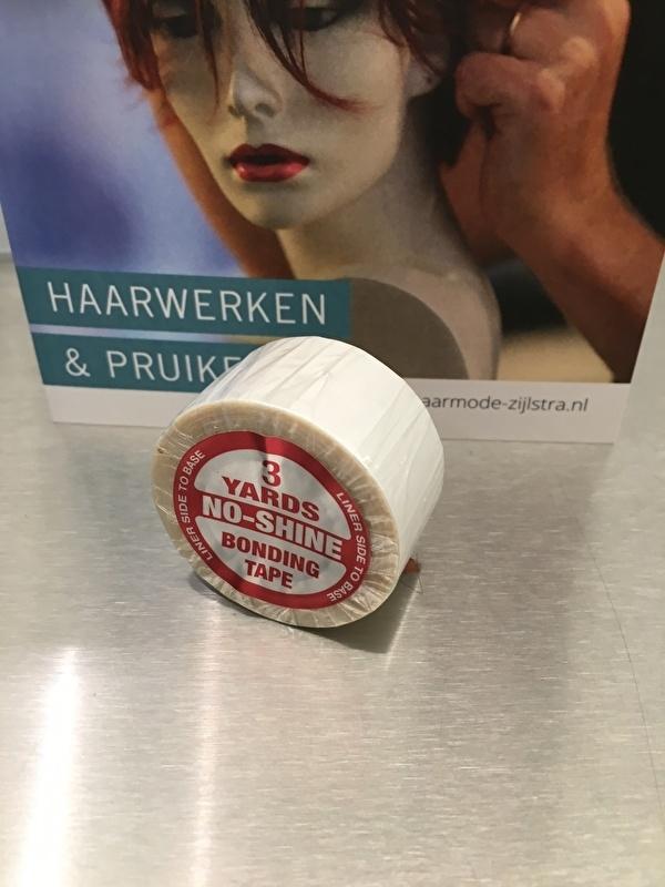 FIX No Shine tape,  HYPO-allergeen. (rol 3 meter, 25 mm breed)