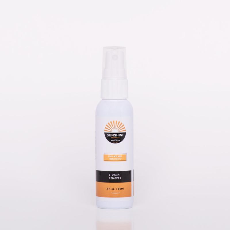 Sunshine Alcohol based remover, reinigen hoofdhuid