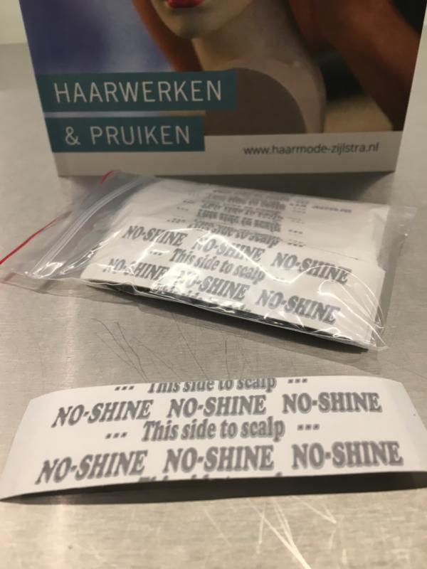 FIX No Shine tape, HYPO-allergeen ( strips 25 mm breed)