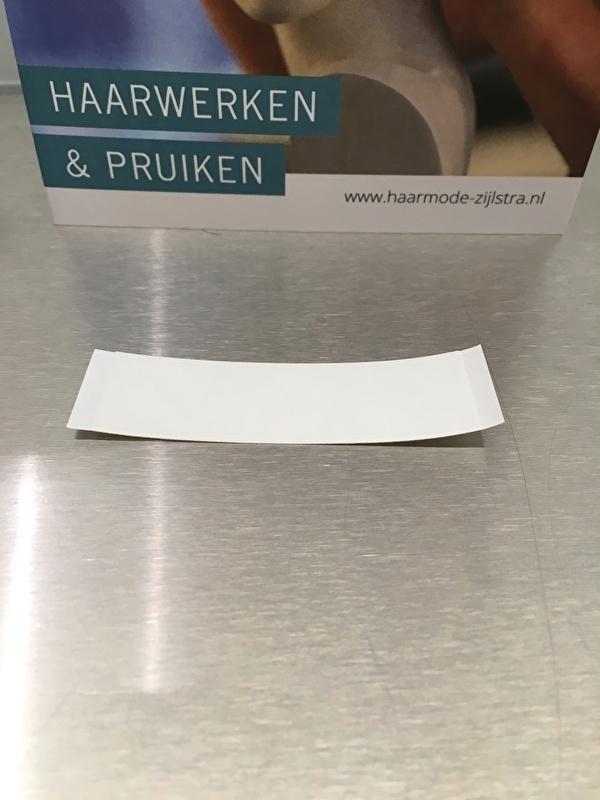 FIX tape voor dagelijks dragen, strips 25 mm breed