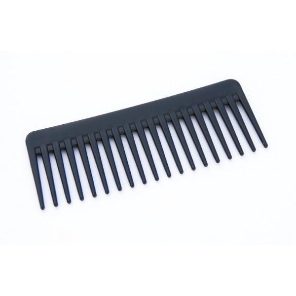 Grove kam  voor uw haarwerk -  afmeting 11 cm x 4 cm