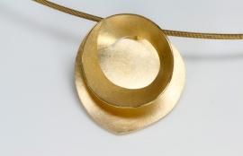 Cardillac hanger goud