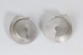 Ursula Gnadinger oorbellen spiraal ( clips )
