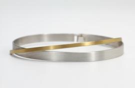 Manu  armband smal zonder diamant
