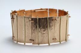 Rose gouden armband ( cleopatra serie )