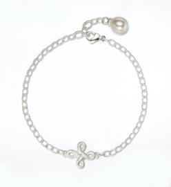 Brigitte Adolph zilveren armband