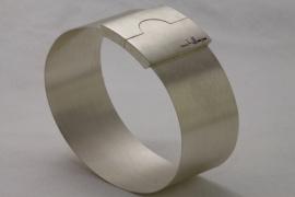 Ruwinzki zilveren armband