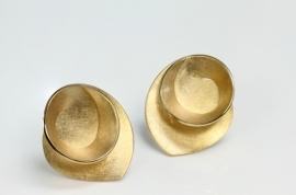 Cardillac gouden oorknopjes
