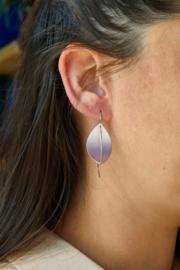 Segel Ohrhänger (silber farbe)