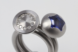 Swivel ring Krokus