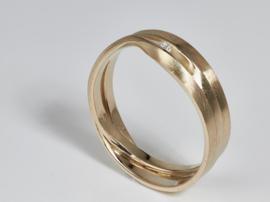 Eigentijdse ringen ( rustige modellen )