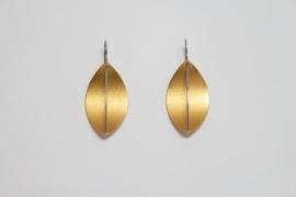 Segel  Ohrhänger ( gold farbe)