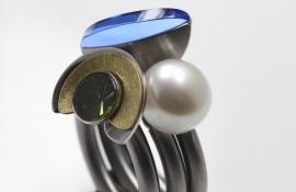 Swivel ring Arco kleur