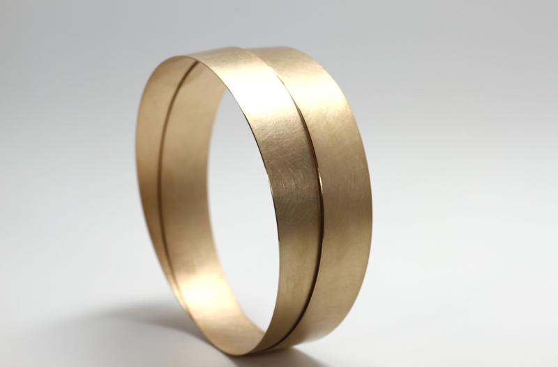 Niessing rose gouden armband 'Bow'