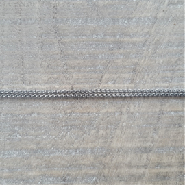 Fijne Jasseron rvs 50 cm  [2321]
