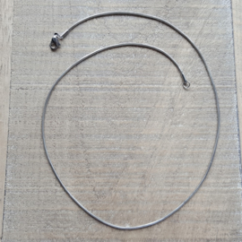 Ketting rvs snake 2 mm  [2482]