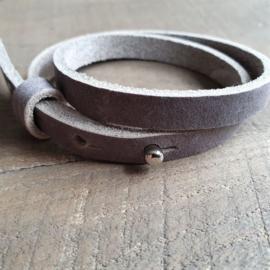 Leren Armband Bruin  [1228]