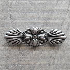 Broche Barok Antiek Zilver  [R136]