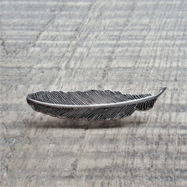 Fine Feather Broche  [R146]