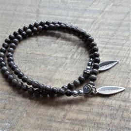 Brown Shell Armband  [1934]