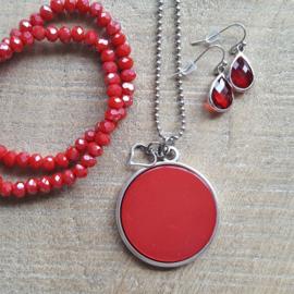 Rood, rood, rood...