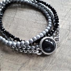 Hematite Black Combi  [1234]