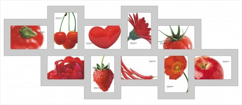 Fotolijst 10 Pics. (10x15 cm).