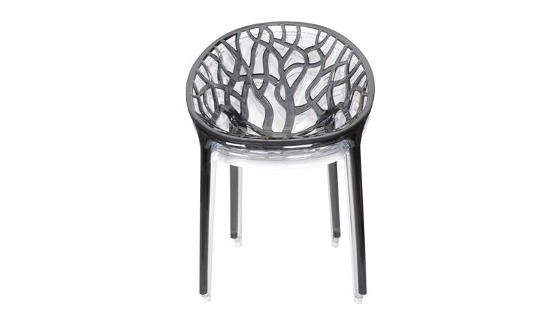 Transparante Design Stoelen.Design Stoel Kristal Transparant Stoelen Design Factorij