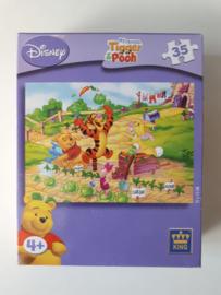 Puzzel Winnie de Pooh & Tijgertje