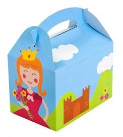 Kidsbox / menubox prinses