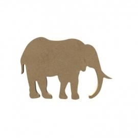 Safari Olifant (15 cm)