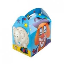 Kidsbox / menubox clown