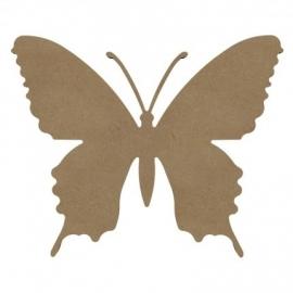 Vlinder  26 cm