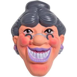 3D Sarah Masker 50 Jaar.